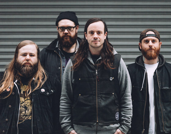 Cancer Bats 'Through & Through & Through' (Joel Plaskett cover)