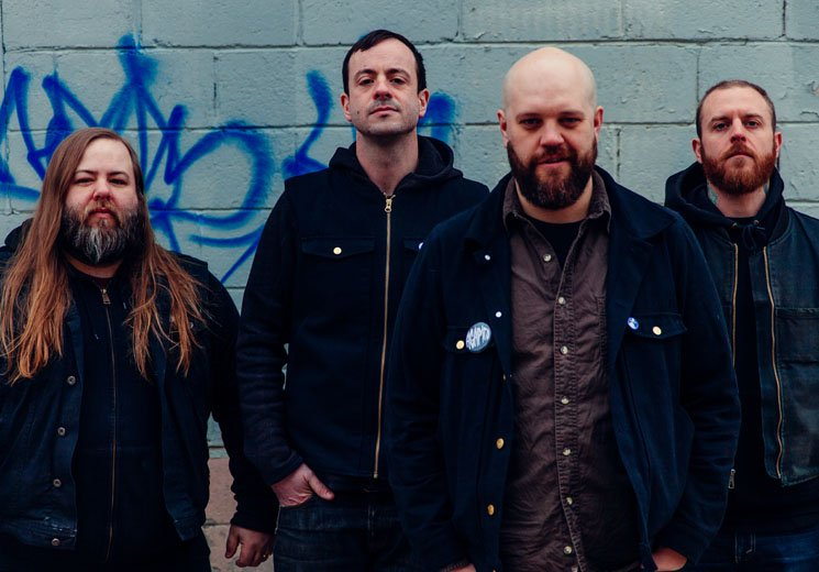 Cancer Bats Celebrate Their 'Hail Destroyer' Tenth Anniversary by Surprise Releasing 'The Spark That Moves'