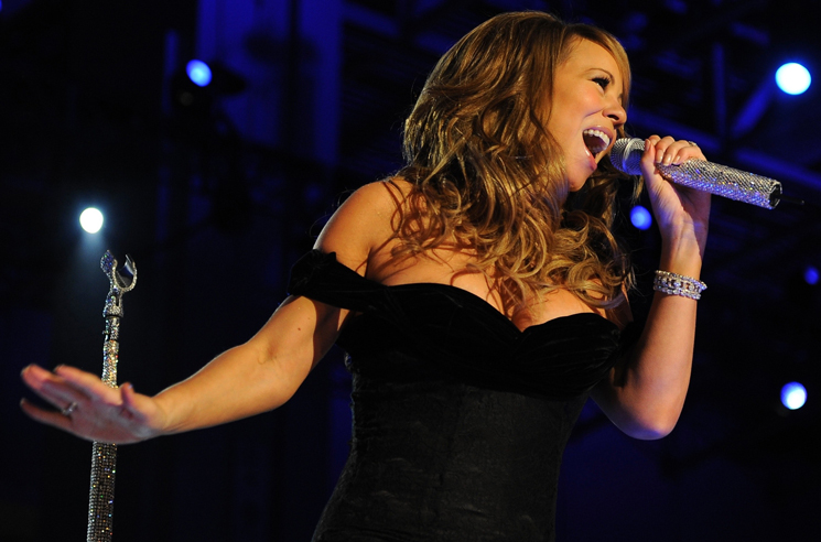 "​Mariah Carey Announces ""Caution World Tour"""