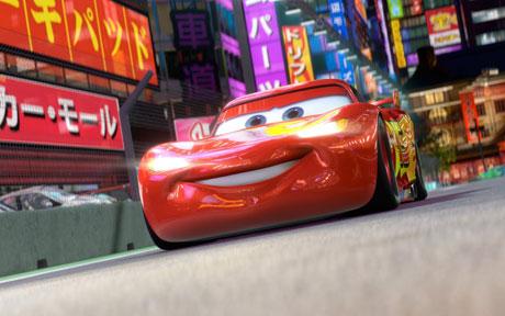 Cars 2 John Lasseter, Brad Lewis