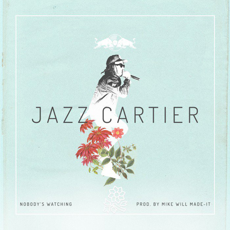 Jazz Cartier Teams Up with Mike WiLL Made-It for 'Nobody's Watching'
