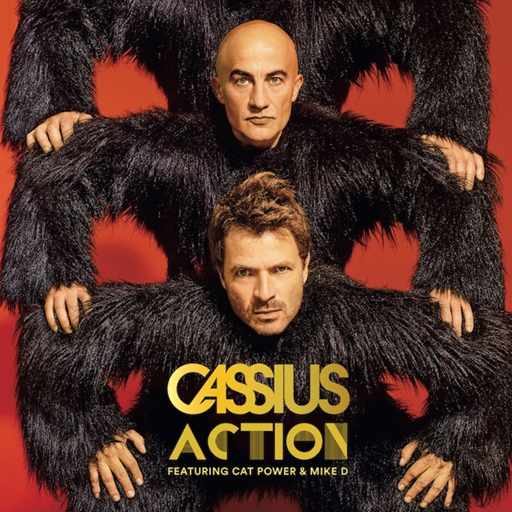 "Cassius ""Action"" (ft. Mike D and Cat Power)"