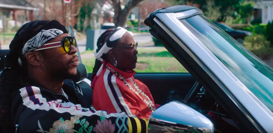 "2 Chainz ""Proud"" (ft. YG & Offset) (video)"
