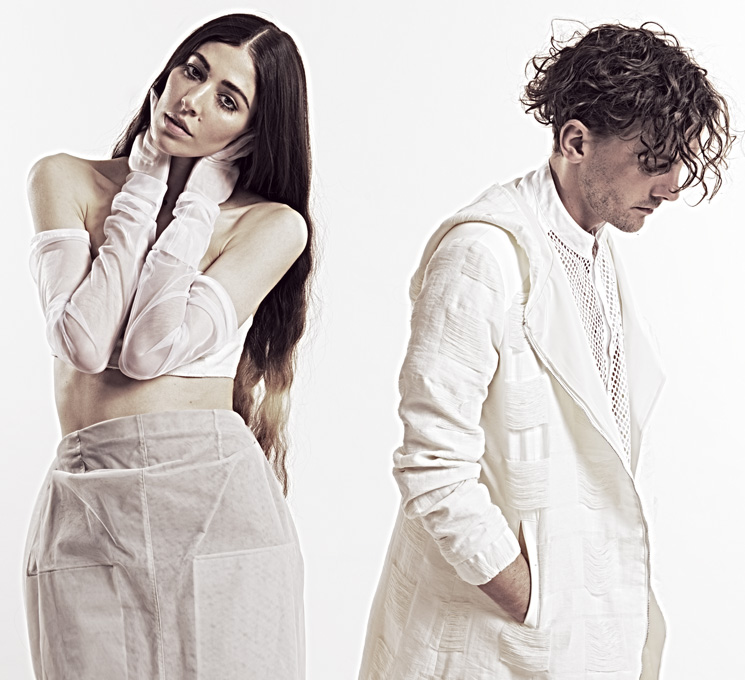 Chairlift Spread Their Wings
