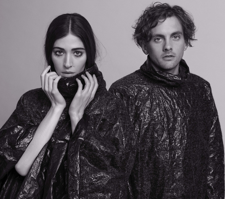 Chairlift Take 'Moth' on North American Tour