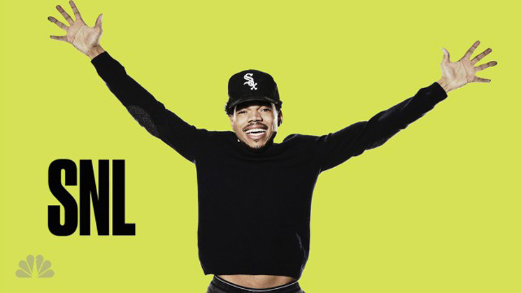 Saturday Night Live: Chance the Rapper & Eminem November 18, 2017