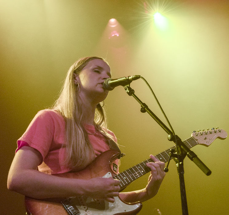 Charlotte Day Wilson  Westward Music Festival, Vancouver BC, September 16