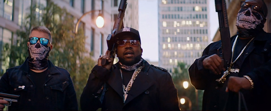 Danger Mouse  'Chase Me' (ft. Run the Jewels & Big Boi) (video)