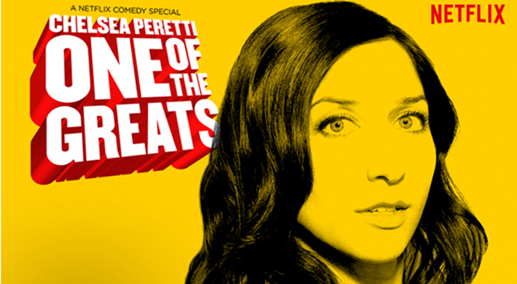 Chelsea Peretti One of the Greats