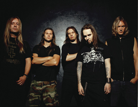 Children of Bodom Reveal Canada/U.S. Tour
