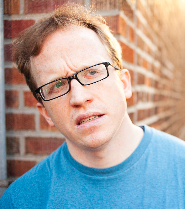 Chris Gethard Rivoli, Toronto ON, October 1
