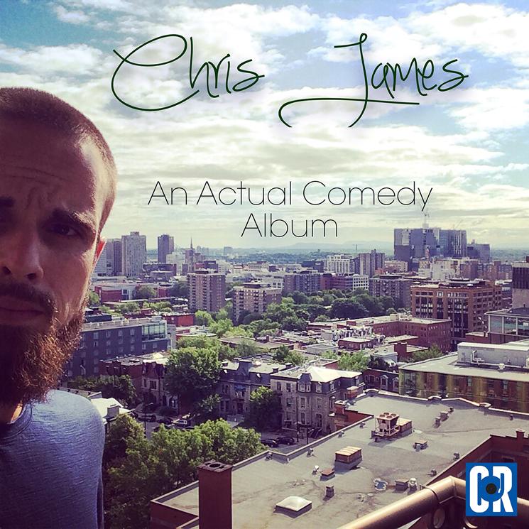 Chris James An Actual Comedy Album