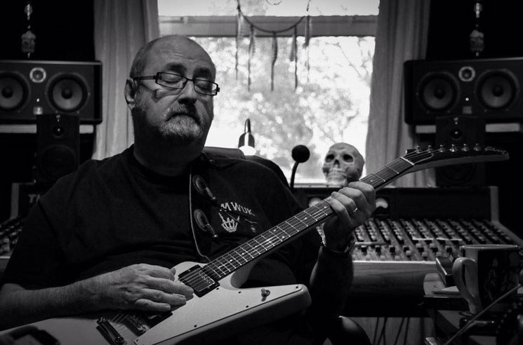 R.I.P. Famed Rock/Metal Producer Chris Tsangarides