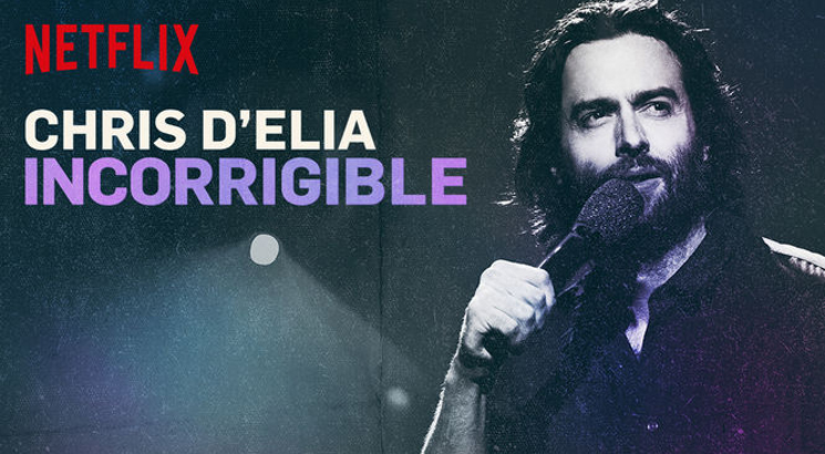 Chris D'Elia Incorrigible