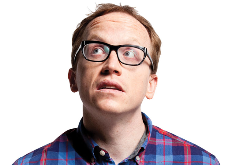 Chris Gethard Discusses His 'Career Suicide,' Podcasting With Strangers and His Love of Canada