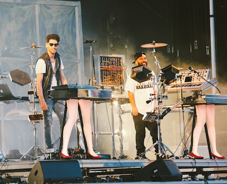 Chromeo, Big K.R.I.T. and Halifax Pop Explosion Lead This Week's Can't Miss Concerts