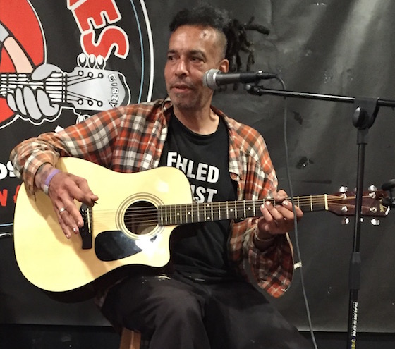 Faith No More singer Chuck Mosley dead at 57