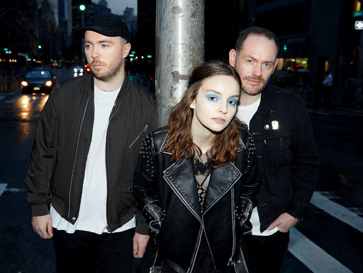 Chvrches Add Toronto Date to North American Tour