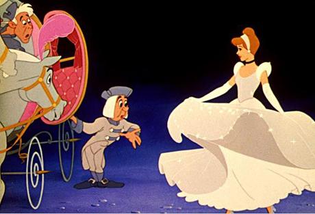 Cinderella Clyde Geronimo, Wilfred Jackson, Hamilton Luske