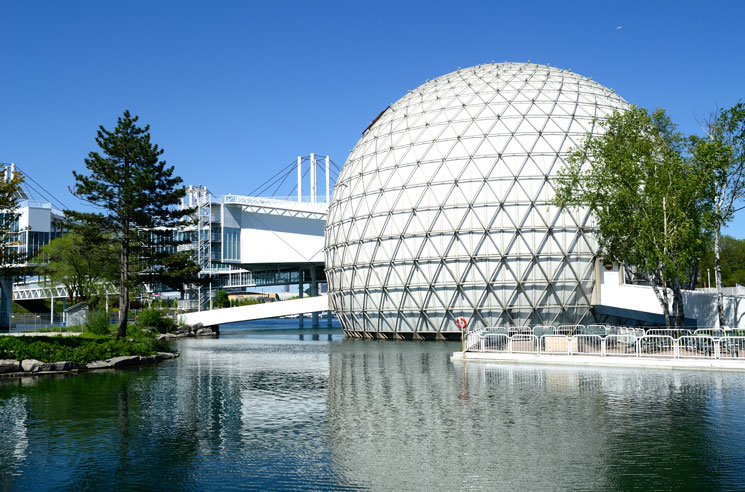 Ontario Place to Reopen Cinesphere Theatre