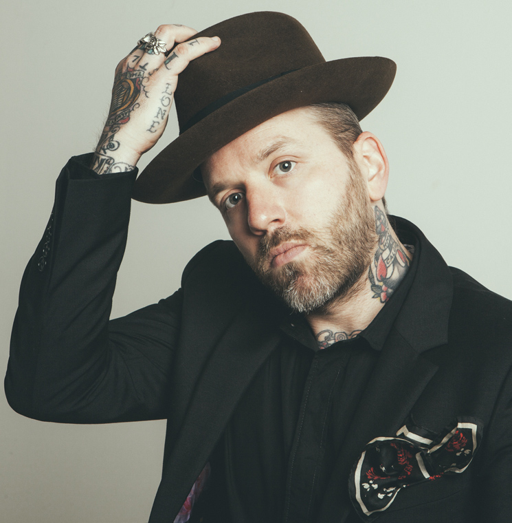 ​City and Colour Defies His and Everyone Else's Expectations with 'If I Should Go Before You'