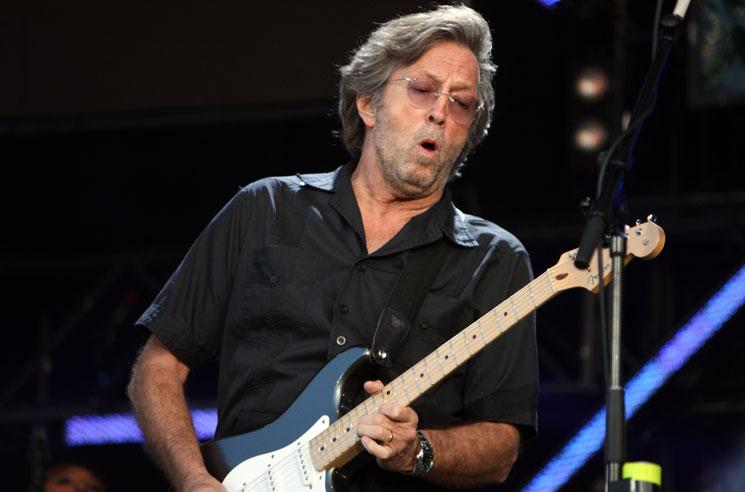 Eric Clapton Reveals He's Going Deaf