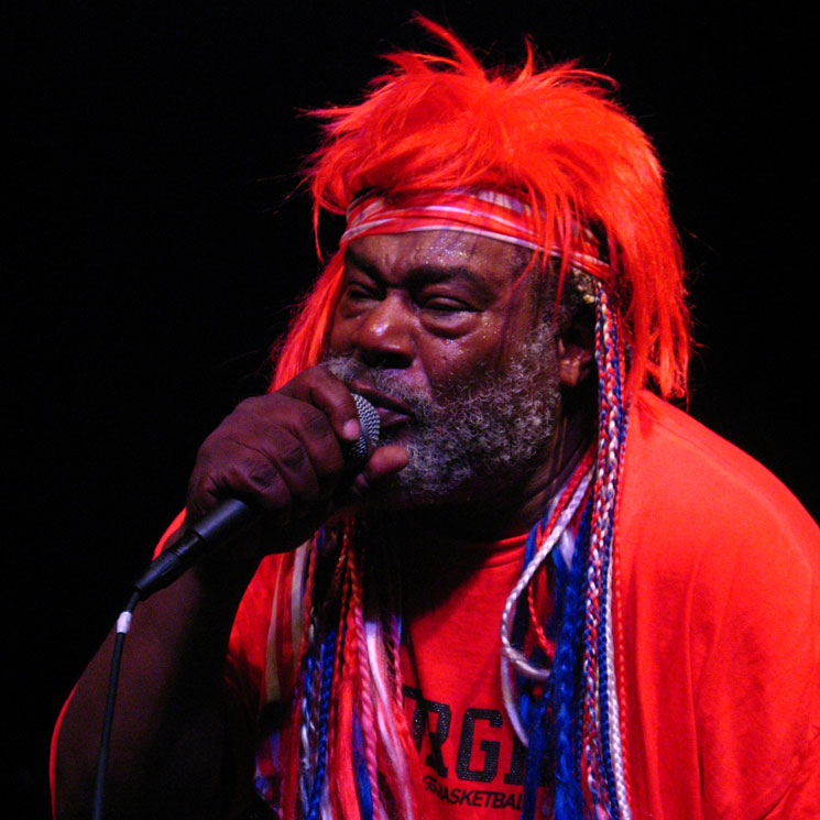 George Clinton Says Toronto 'Had the Best Weed Around' in the '90s
