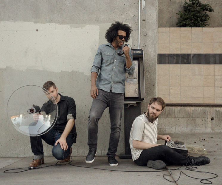 Four Far Out Facts About Clipping.'s Sci-Fi Concept Album 'Splendor & Misery'