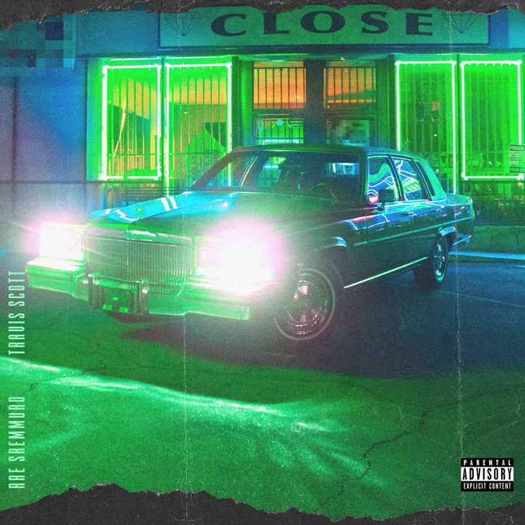 "Rae Sremmurd Team Up with Travis Scott for ""Close"""