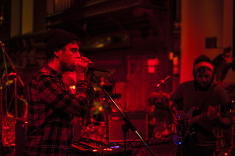 ​Scattered Clouds St. Alban's Anglican Church, Ottawa ON, February 3