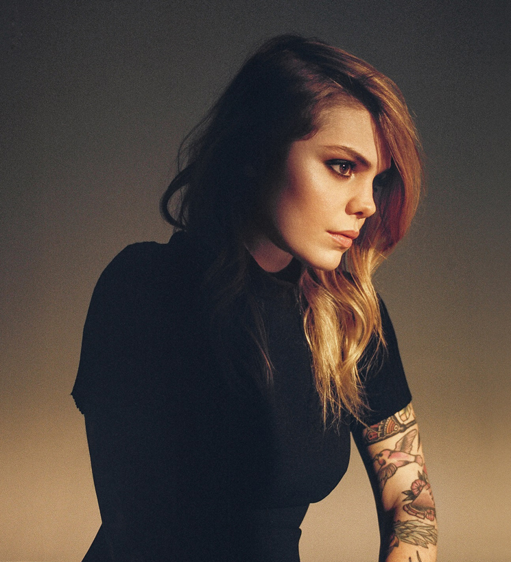 Coeur de pirate Takes 'Roses' Back on the Road