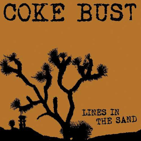 Coke Bust Lines In The Sand