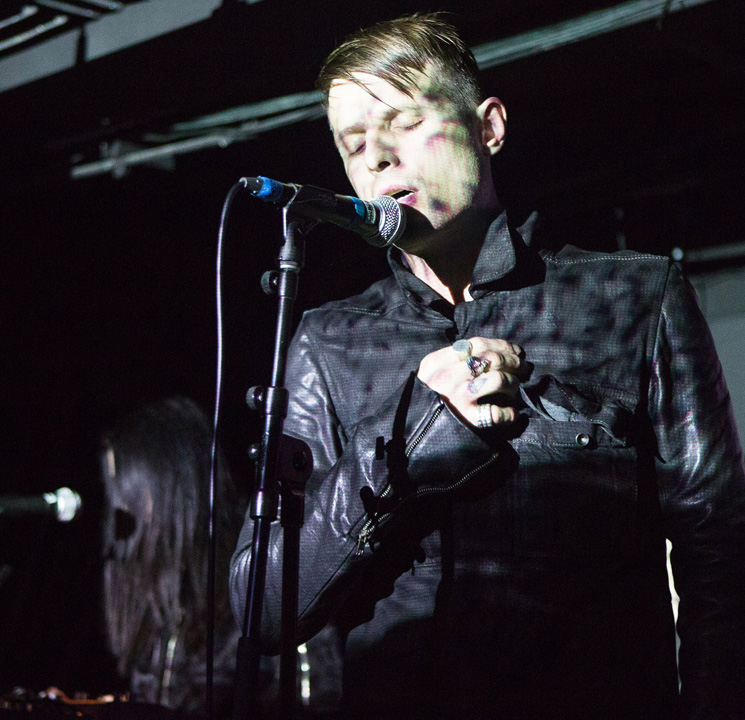 Cold Cave Adelaide Hall, Toronto ON, June 20