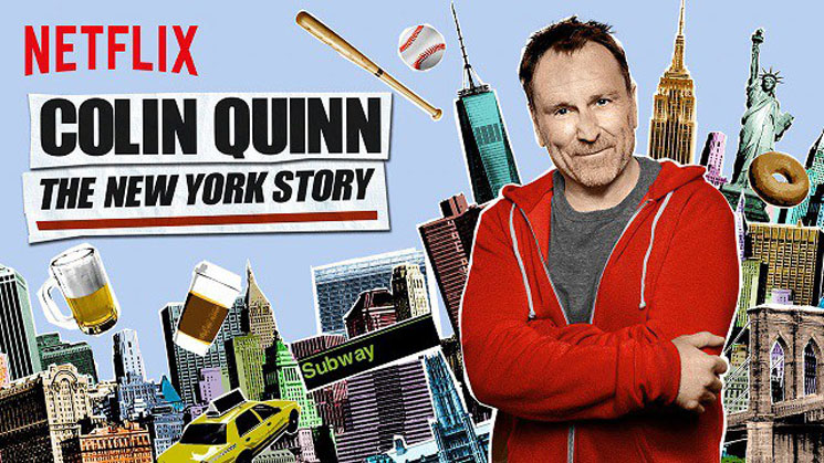 Colin Quinn The New York Story