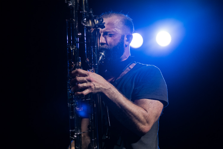 Colin Stetson Great Hall, Toronto ON, May 15