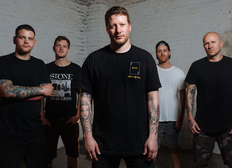 Five Factors That Influenced the Good Clean Fun of Comeback Kid's 'Outsider'