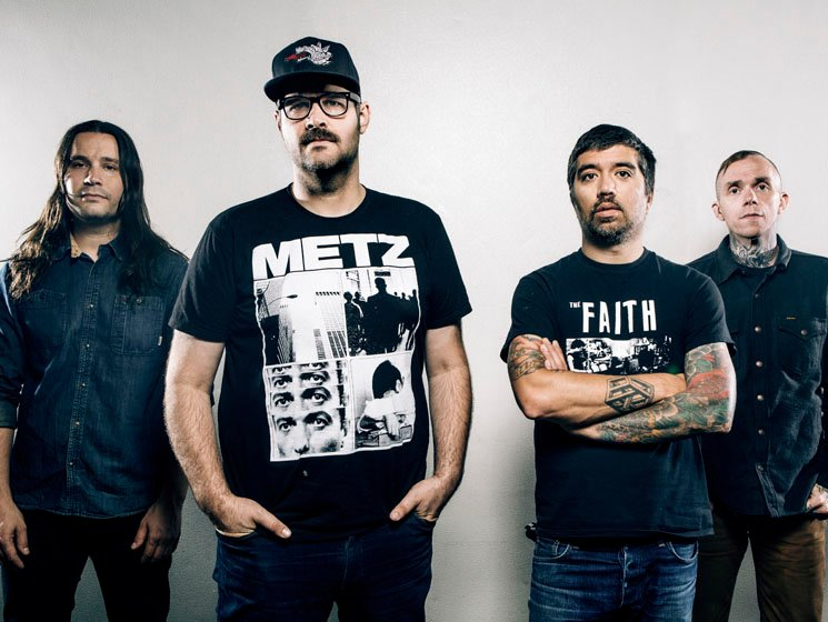 Converge Left the Best Songs off of 'The Dusk in Us,' and Four Other Facts About Their New Album