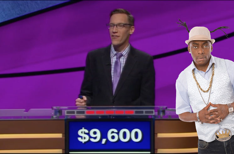 'Jeopardy' Contestant Loses $3,200 by Mispronouncing Coolio Song