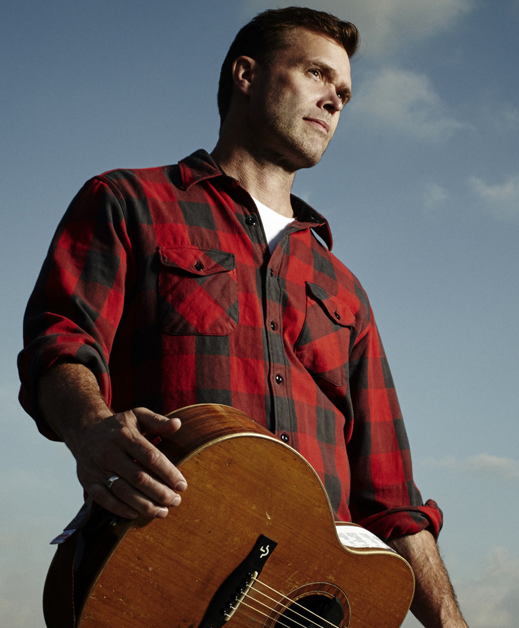 ​Corb Lund Ditches Quirk for Heart on 'Things That Can't Be Undone'