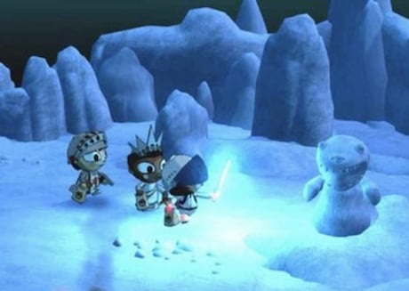 Costume Quest: Grubbins on Ice Xbox 360 / PS3