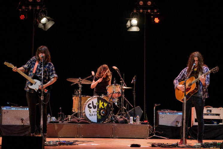 Courtney Barnett and Kurt Vile / Jen Cloher Massey Hall, Toronto ON, October 31