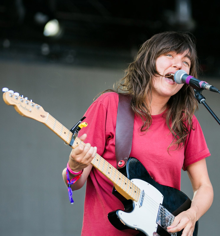 Courtney Barnett WayBright Stage, Oro-Medonte ON, July 24