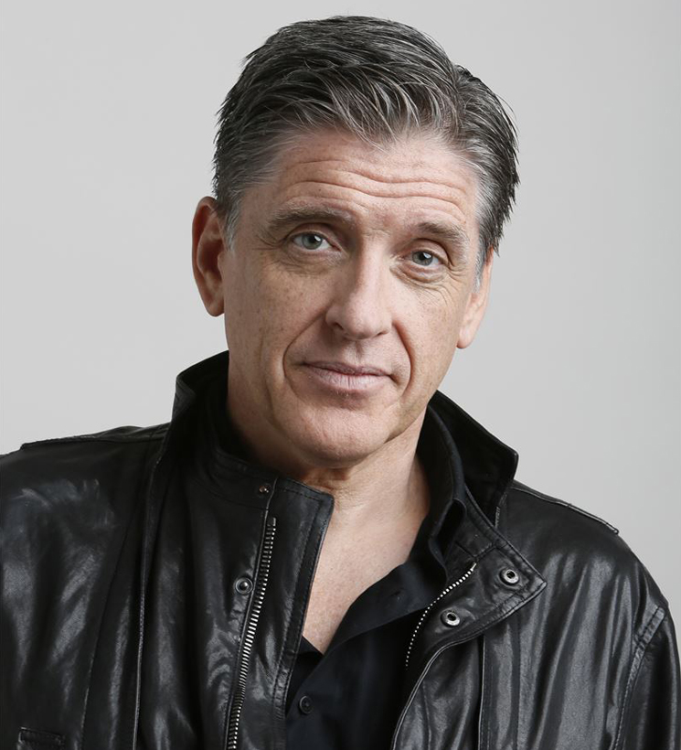 ​Craig Ferguson Talks Punk Rock, Befriending the Doctor and Being a Writer