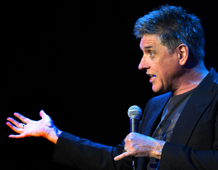 Craig Ferguson Sony Centre, Toronto ON, October 2