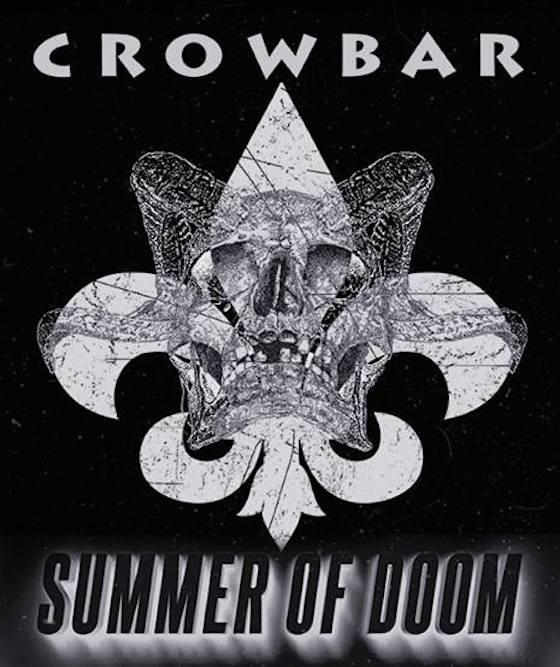 "Crowbar Announce ""Summer of Doom"" Tour"