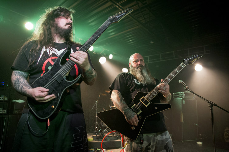 Crowbar / Battlecross / Lord Dying The Pawn Shop, Edmonton AB, June 13