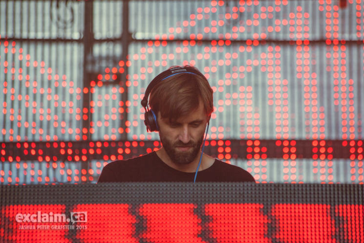 Cut Copy (DJ set) Bass Camp Stage, Pemberton BC, July 17