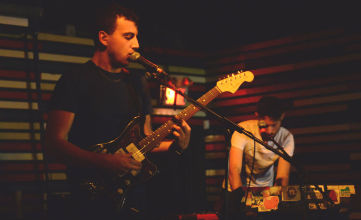 "​Cymbals Eat Guitars / The Thin Blue Line Bar le ""Ritz"" P.D.B., Montreal QC, May 1"