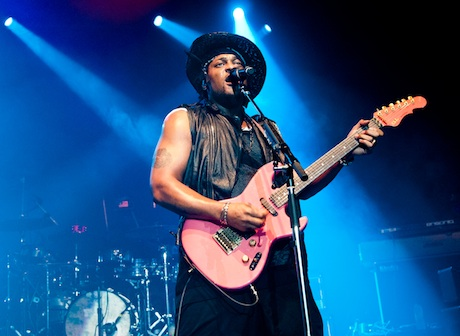 D'Angelo Sound Academy, Toronto ON, May 31