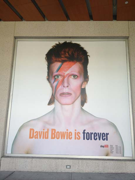 Sneak Preview: 'David Bowie is' at the Art Gallery of Ontario